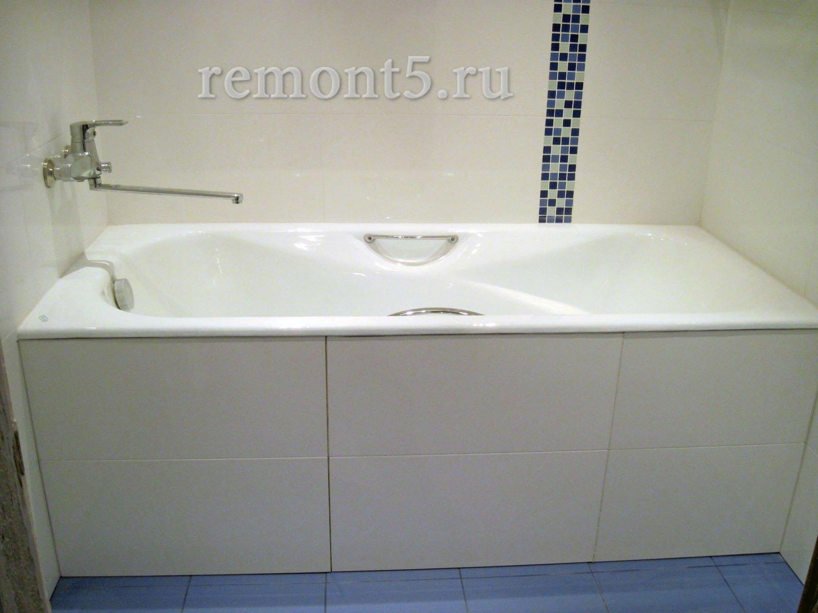 Изготовить плитку для ванной 131