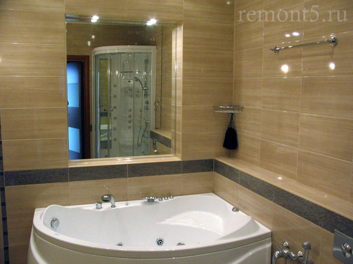 ремонт в ванной комнате под покраску фото