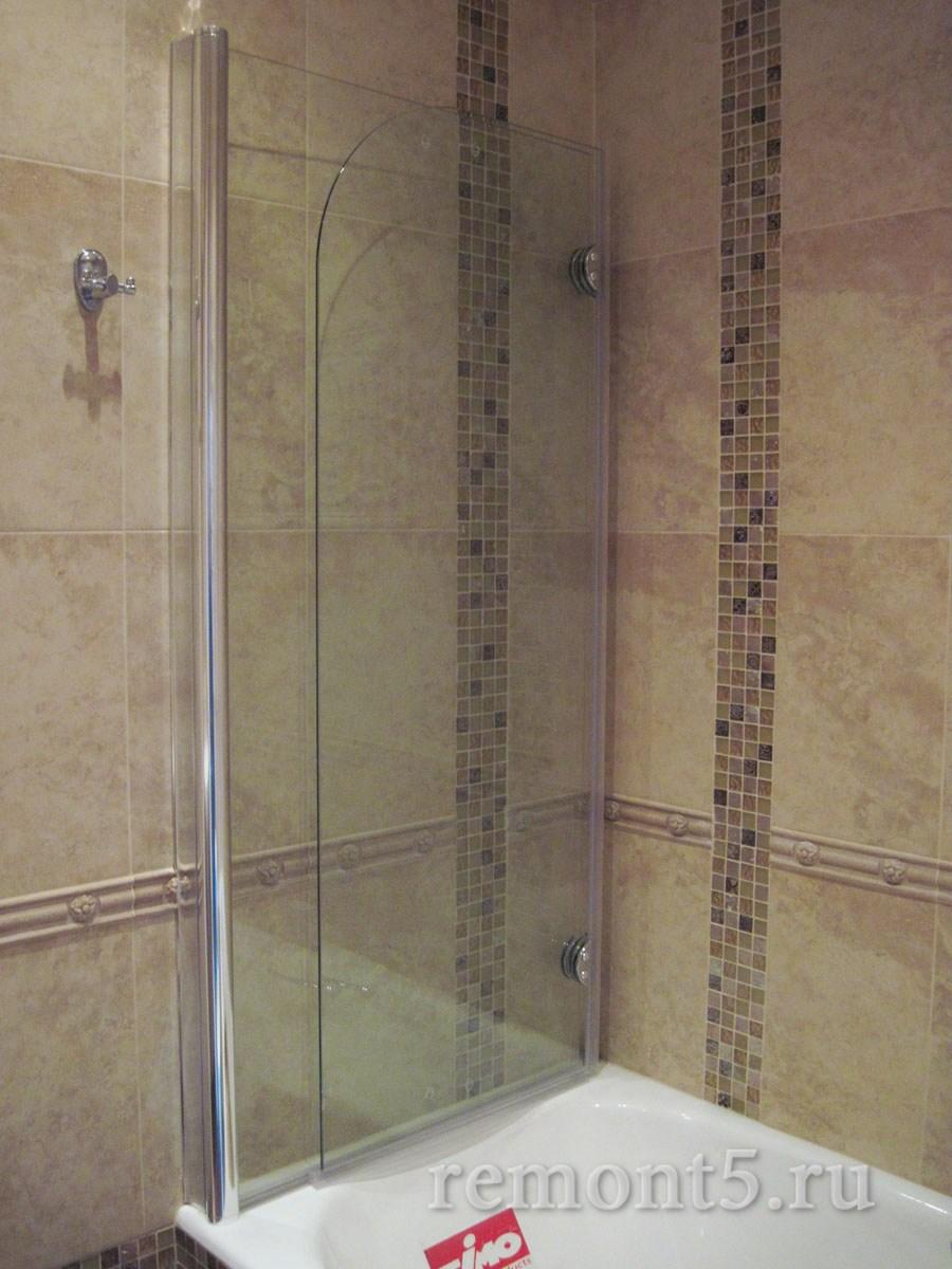 Штора в ванну своими руками