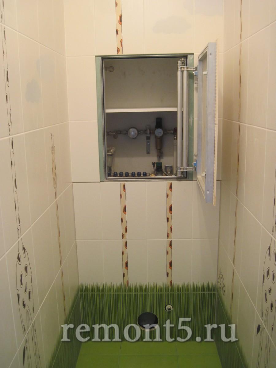Стены из гипсокартона в ванной своими руками фото